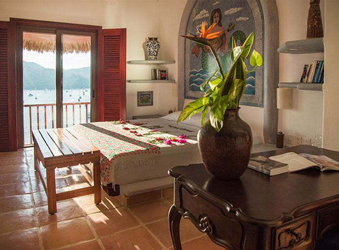 Oceanfront Deluxe Grand Suite