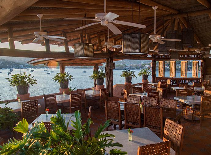 Restaurante Mar y Cielo