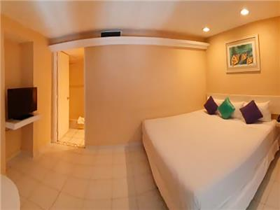 Junior Suite King Vista al Mar