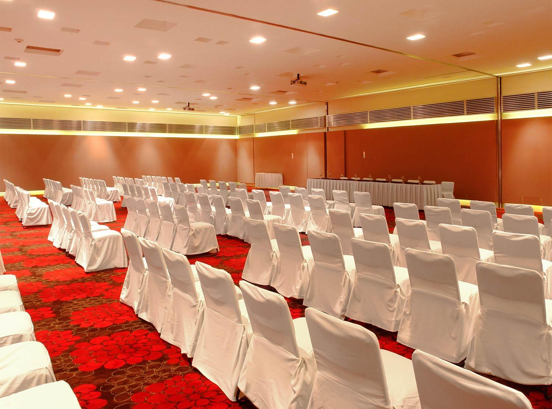Salón de Eventos - Montaje Auditorio