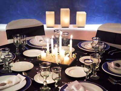 Salón de Eventos - Banquetes