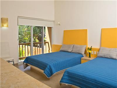 Villa - Two beds Room