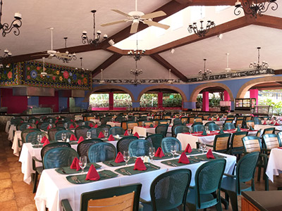 Restaurante Plaza Mex