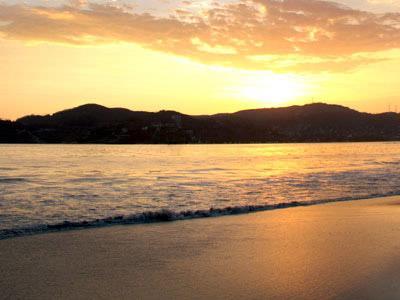 Playa - Atardecer