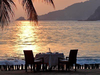 La Marea - Cena en la Playa