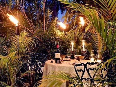 La Villa - Cena en la Terraza