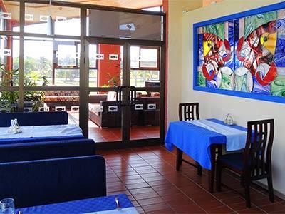 Restaurante El Marinero Club Acuario