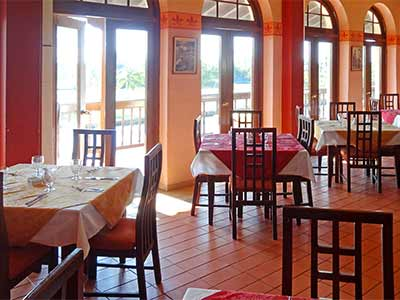 Restaurante Massai Club Acuario