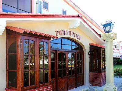 Restaurante Portofino Club Acuario