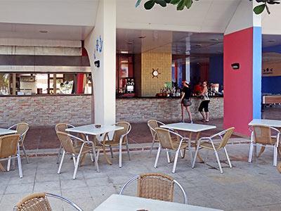 Snack Bar Club Acuario
