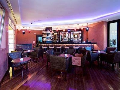 Bar Anacaona Hotel Saratoga
