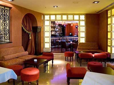 Restaurante Anacaona Hotel Saratoga