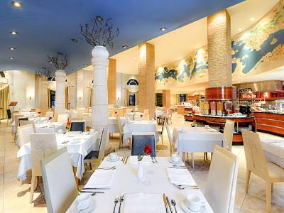 Restaurante Mediterráneo Iberostar Parque Central