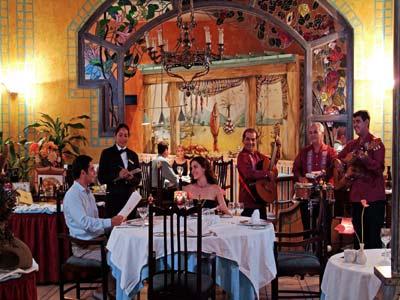 Restaurante El Abanico Meliá Cohiba