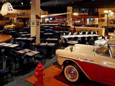 Habana Café Meliá Cohiba