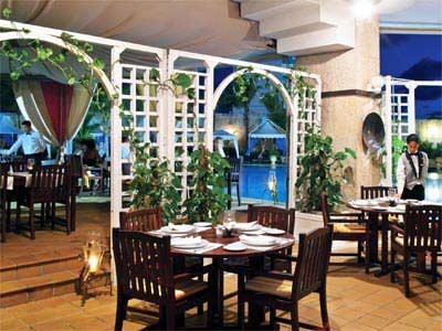 Restaurante La Brasa Meliá Cohiba