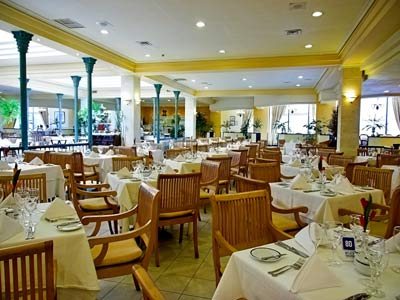 Restaurante Plaza Habana Meliá Cohiba