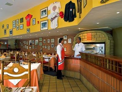 Restaurante La Piazza Meliá Cohiba