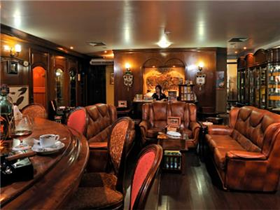 Bar Casa del Habano Meliá Habana