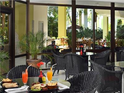 Cafetería El Bosque Meliá Habana