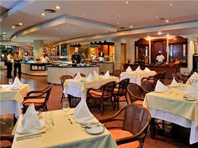 Restaurante Miramar Meliá Habana