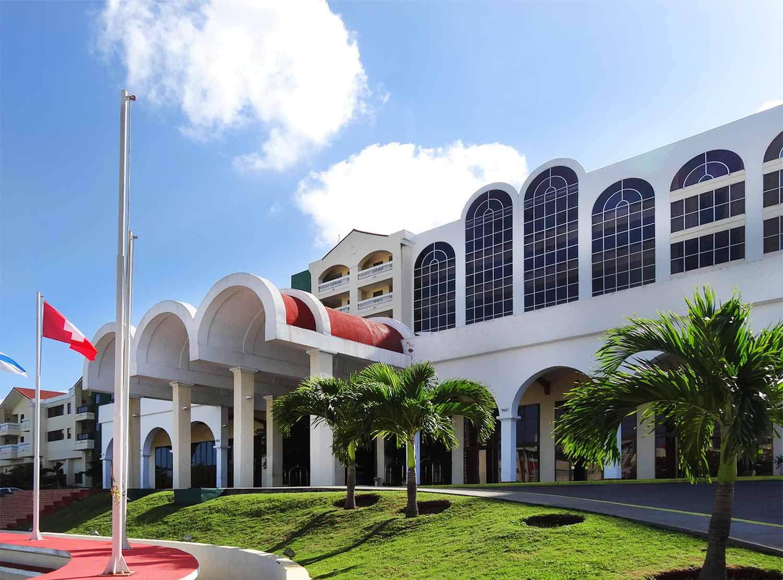 fachada Four Points by Sheraton La Habana