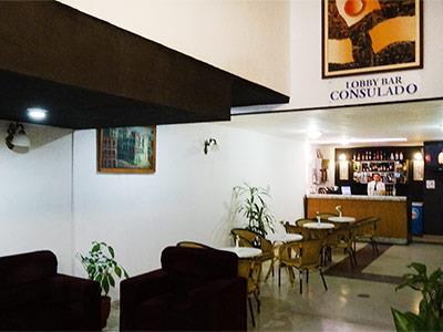 Lobby Bar Consulado Hotel Lido