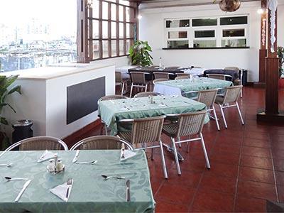 Restaurante Habana Dentro Hotel Lido