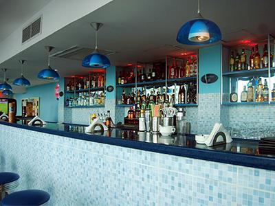 Bar Azul NH Capri La Habana