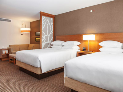 Hyatt Place Double Queen