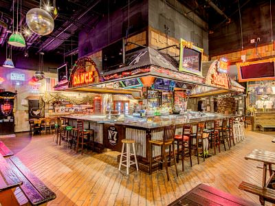Restaurante Dick's Last Resort