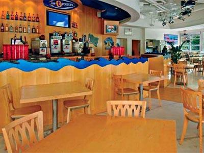 Beach Club Bar and Grill Restaurant