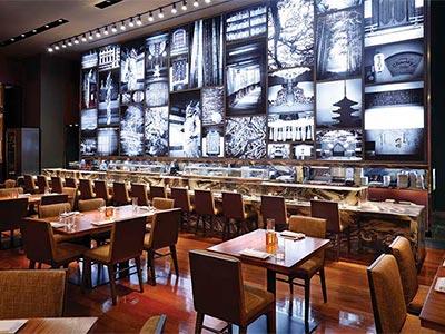 Morimoto Restaurant Mgm Grand Hotel And Las Vegas Strip Nevada