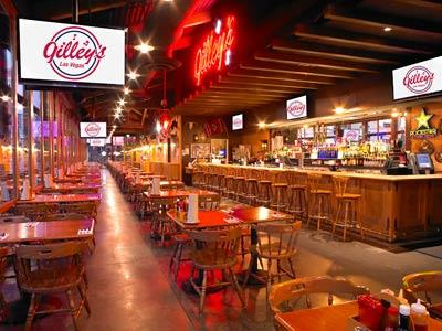 Gilley´s BBQ