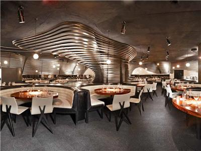Restaurante STK The Cosmopolitan of Las Vegas