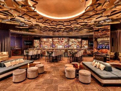 Clique Bar & Lounge The Cosmopolitan of Las Vegas