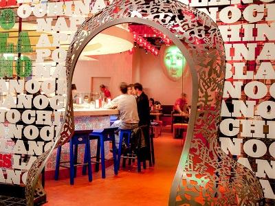 Restaurante China Poblano The Cosmopolitan of Las Vegas
