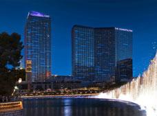 fachada The Cosmopolitan of Las Vegas