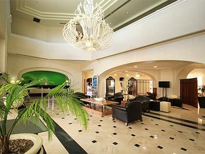 Holiday inn le n centro de convenciones habitaciones for Salon de leon