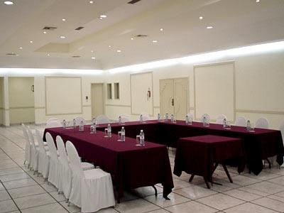 Photos and pictures of hotel real de minas poliforum for Salon de leon