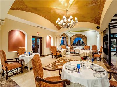 Restaurante The Italian Occidental Papagayo All Inclusive Adults Only Resort