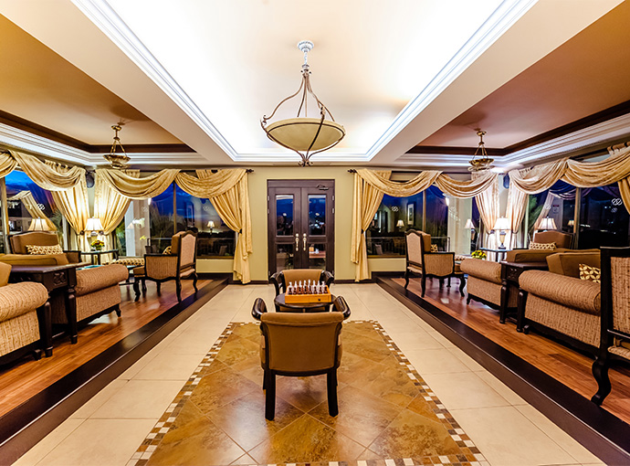 Costa-Rica-Occidental-Lobby-Bar Occidental Papagayo All Inclusive Adults Only Resort