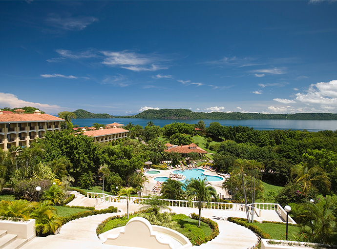 Costa-Rica-Occidental-Vista-Panoramica Occidental Papagayo All Inclusive Adults Only Resort
