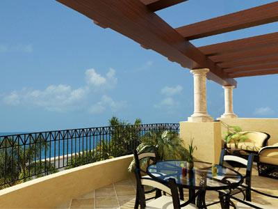 Luxury Superior Ocean View - Terrace