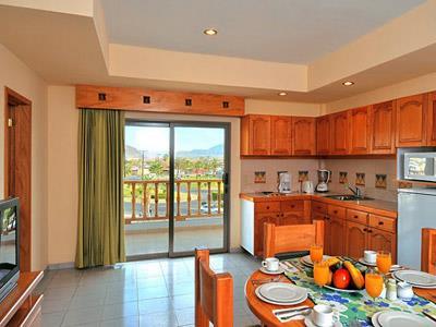 Suite con Dos Habitaciones - Comedor