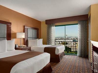 Two Room Premium Suite Two Double Beds