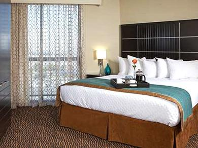 Two Room Premium Suite One King Bed