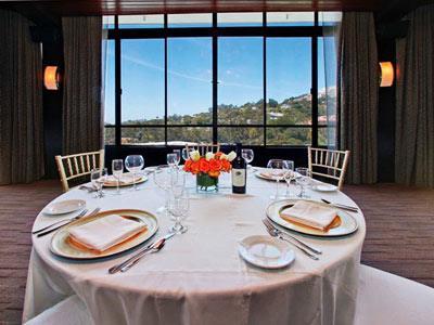 Banquete con Vista