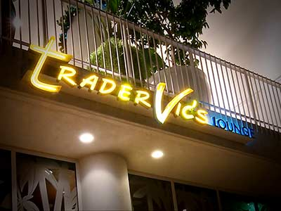 Trader Vic's Lounge Bar