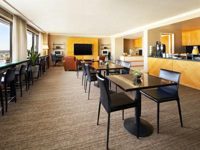 Westin Executive Club Lounge